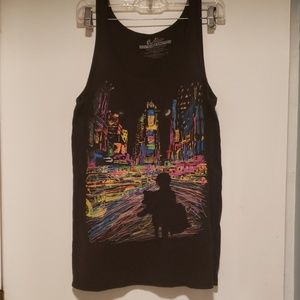 Threadless tank